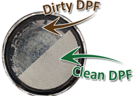 DPF Removal Services Dronfield